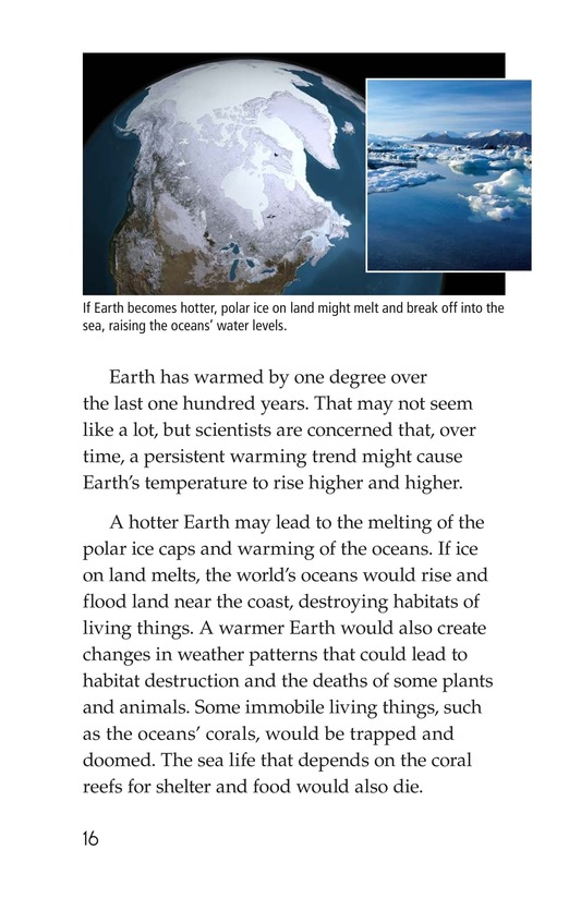 Book Preview For Threats to Our Atmosphere Page 16