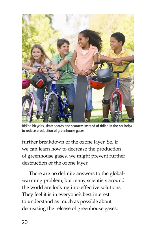 Book Preview For Threats to Our Atmosphere Page 20